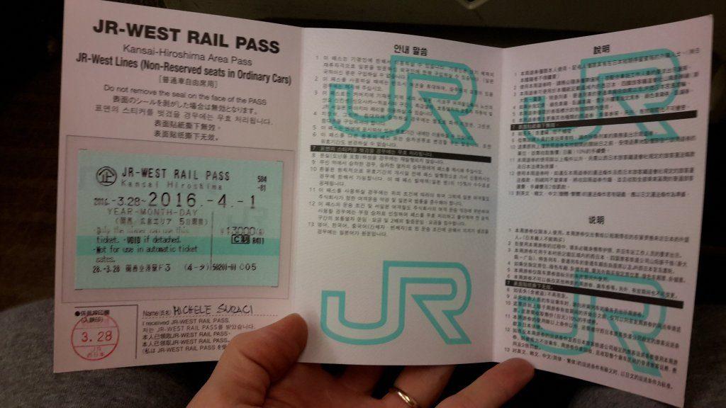 Japan Regional Rail Pass