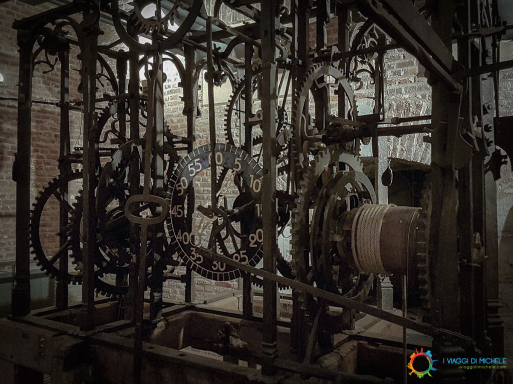 Beffroi de Mons, le Carillon