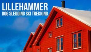 Lillehammer, Dog Sledding, Sci e Trekking