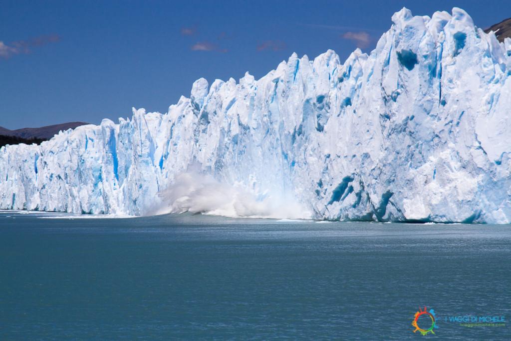 Los Glaciares - Perito Moreno - Nascita di un Iceberg