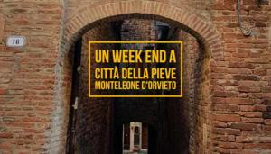 Città della Pieve, itinerario per un week end