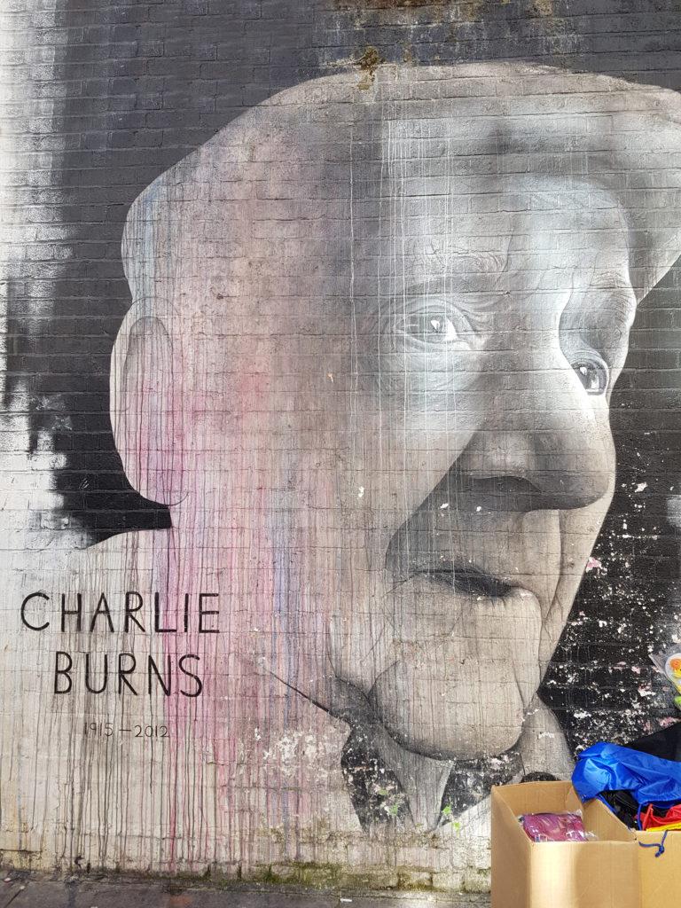 Charlie Burns - Brick Lane