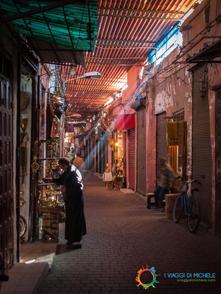 Il risveglio nel Souk - Cosa non fare a Marrakech