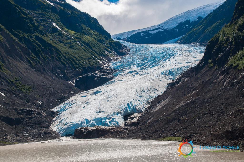 Bear Glacier, British Columbia - Stewart Cassiar Highway