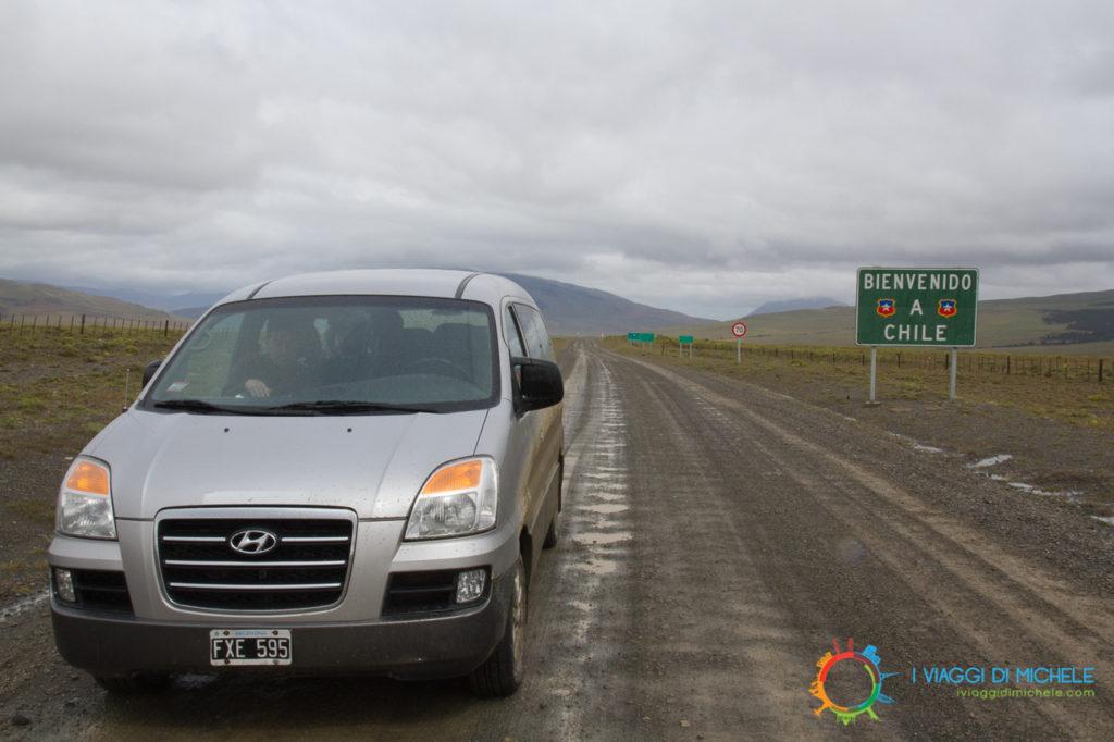 Viaggio On The Road - In Patagonia con un Monovolume