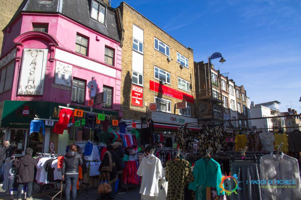 Petticoat Lane Market - Brick Lane