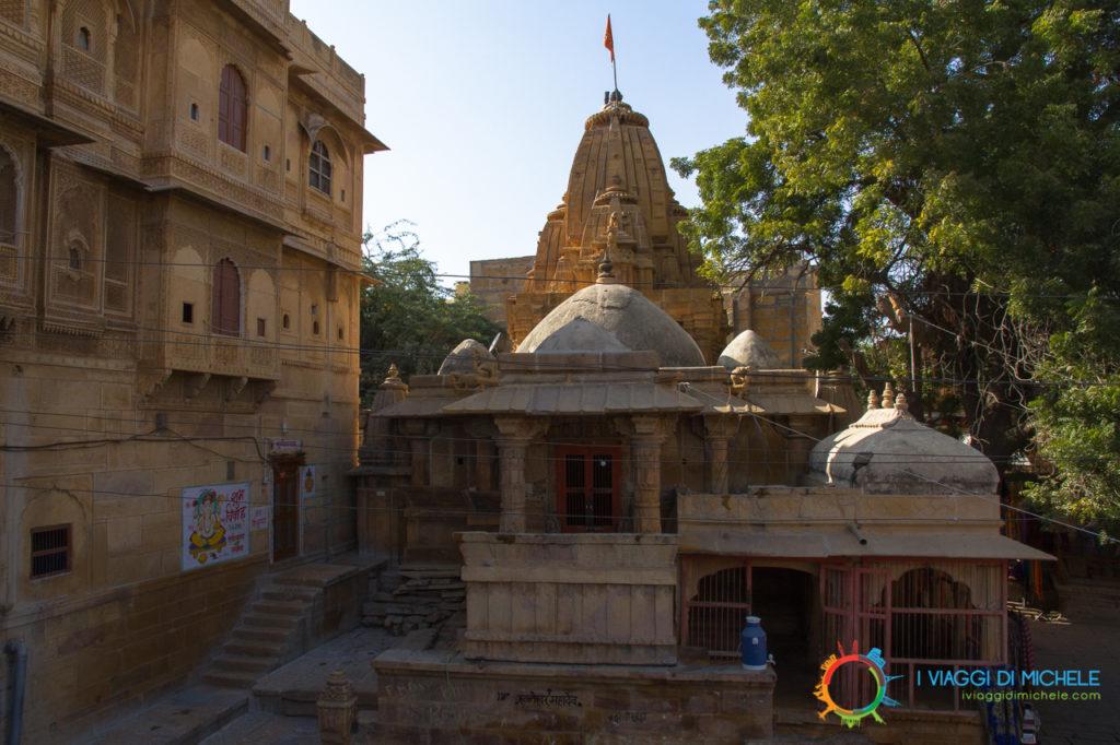 Jaisalmer, Tempio Giainista