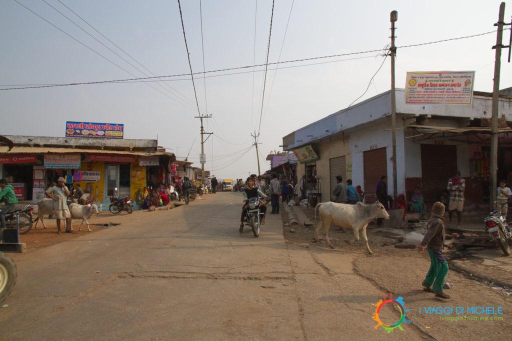 Viaggio On The Road - Non tutte le strade sono uguali - Bundi - India