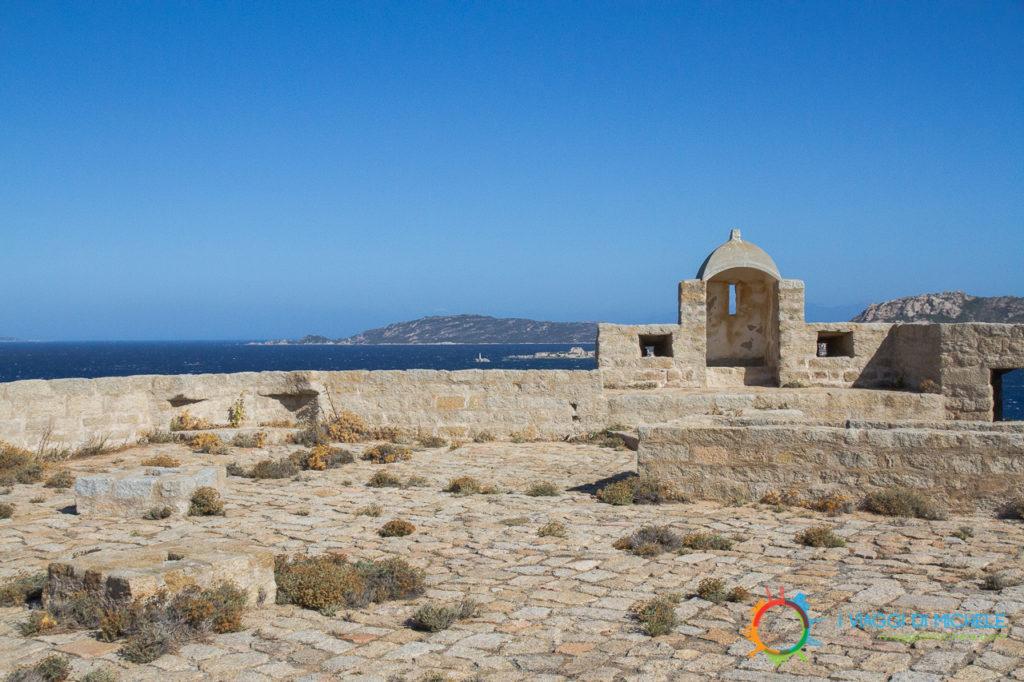 Forte di San Giorgio - Isola di Santo Stefano