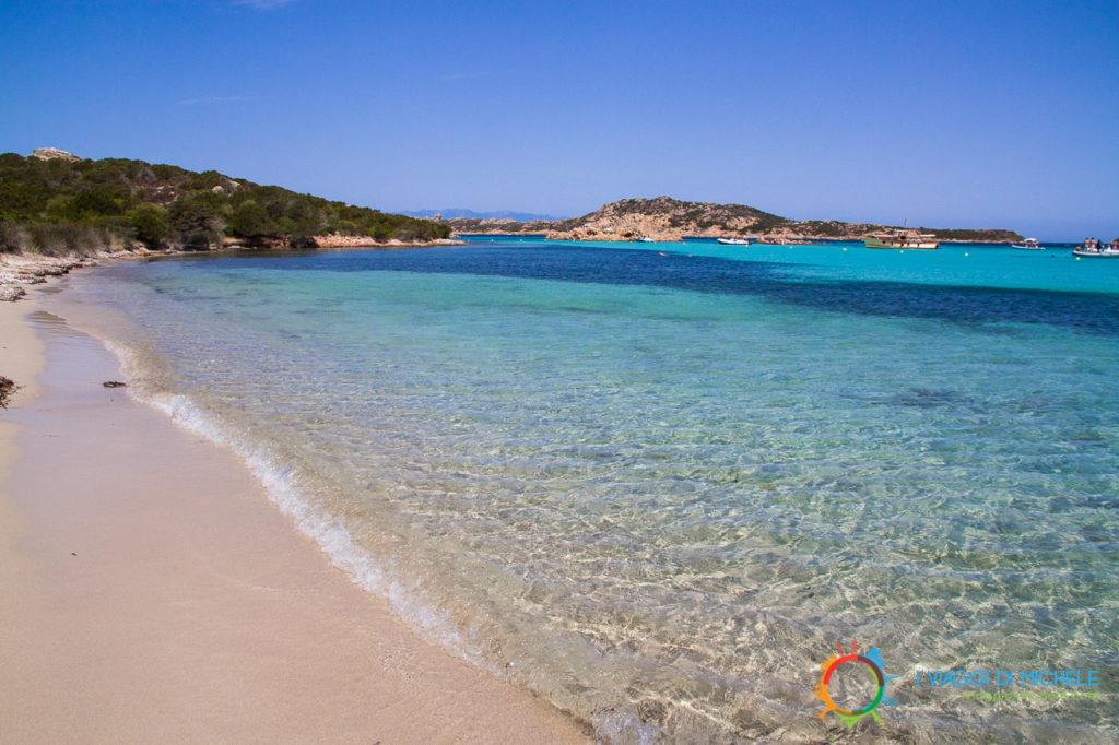 Spiaggia dei Cavalieri - Budelli - Arcipelago della Maddalena