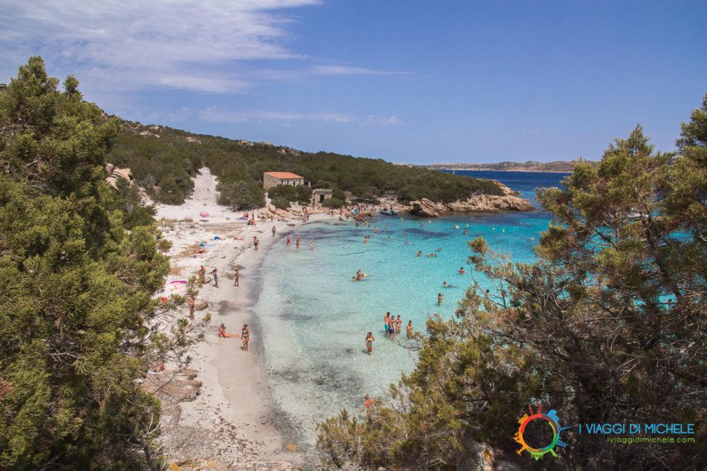 Spargi - Cala Conneri - Arcipelago della Maddalena