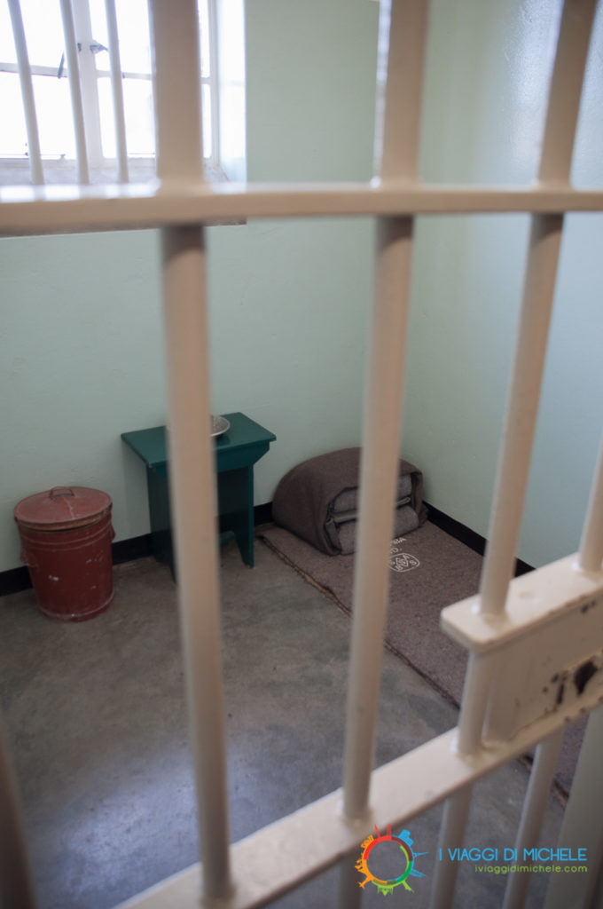 La Cella di Nelson Mandela