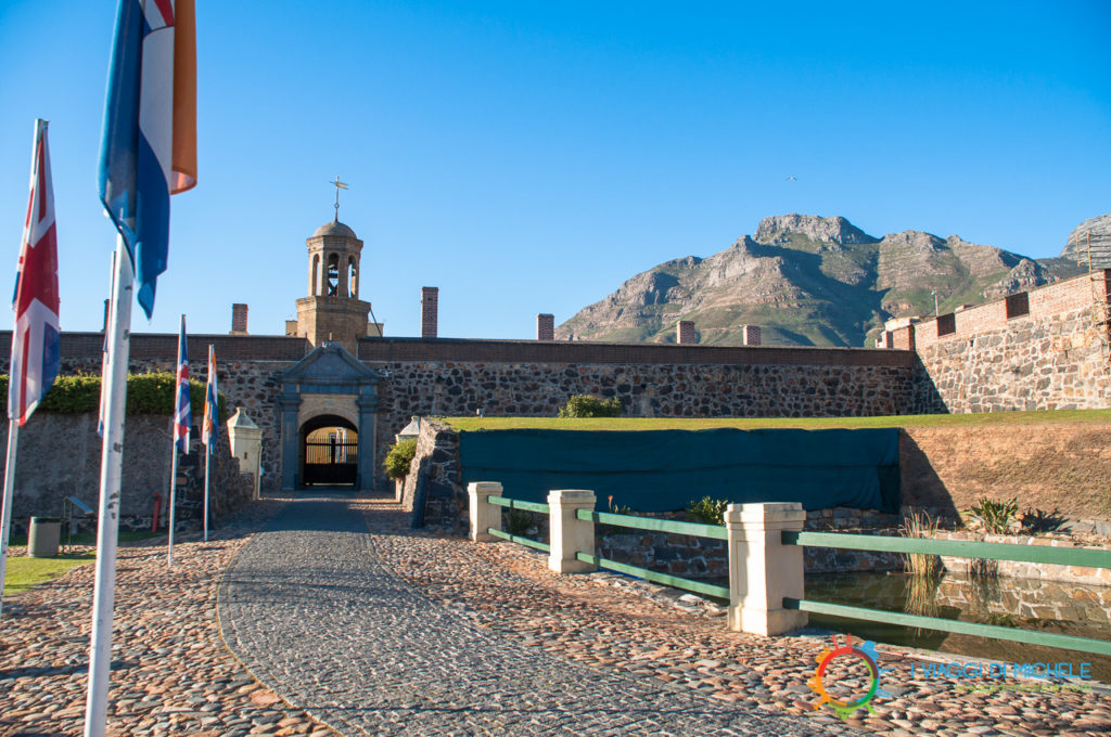 Castle of Good Hope - Cape Town