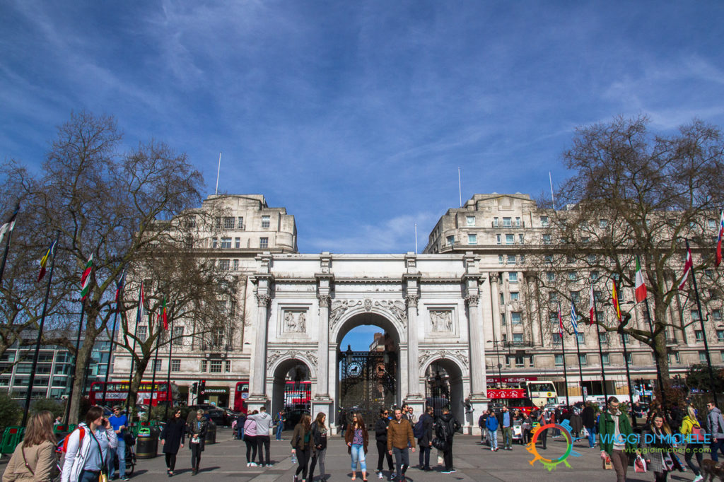Marble Arch - London