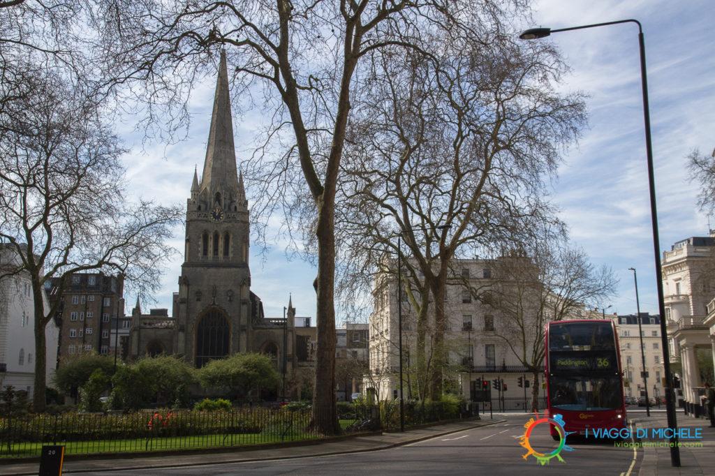 Sussex Gardens - London