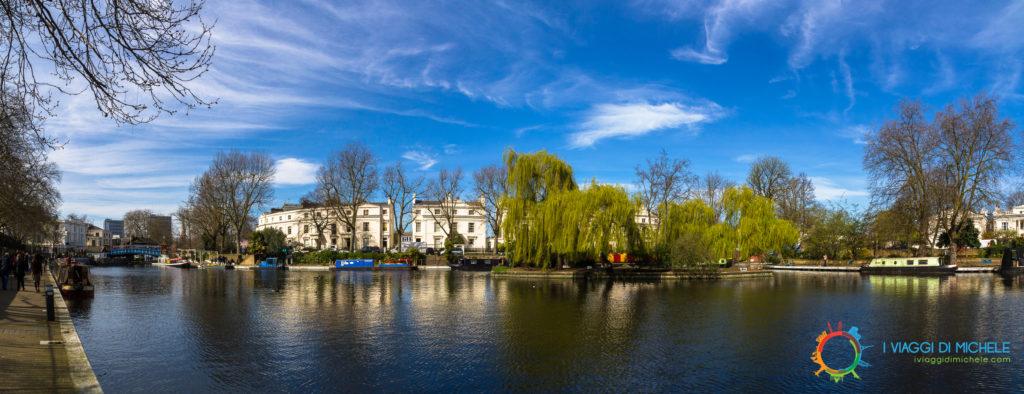 Little Venice - London - Panoramica