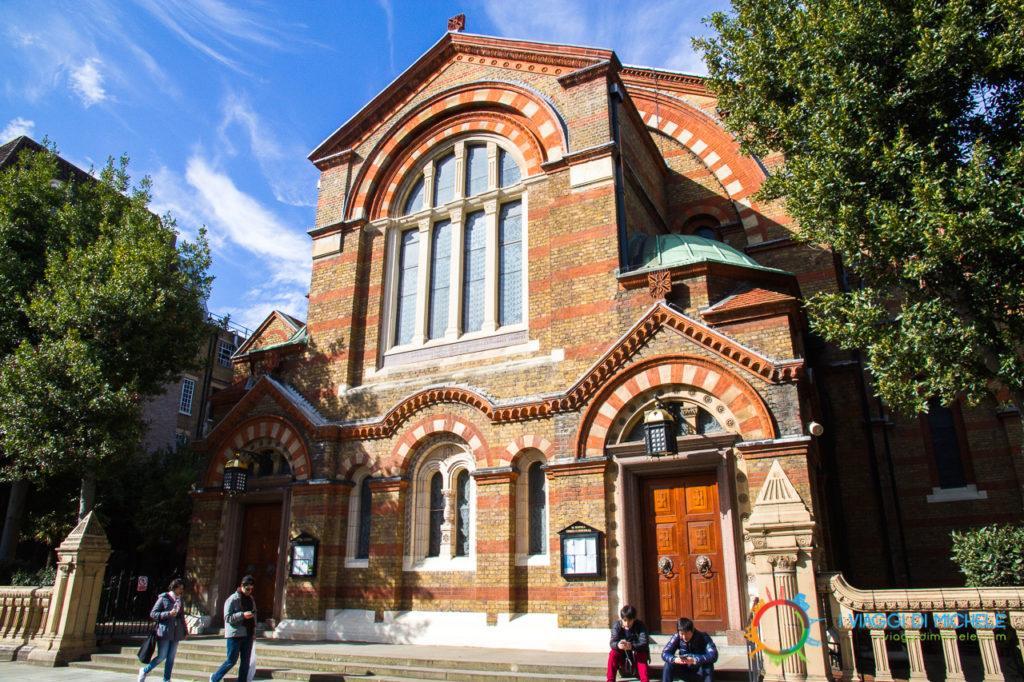 Cattedrale St. Sophia - Londra