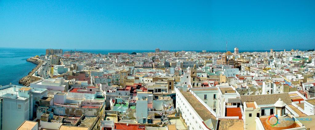 Cadiz, dalla Torre de Poniente