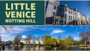 Da Little Venice a Notting Hill, da Hyde Park