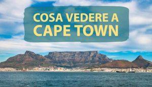 Cape Town, cosa vedere
