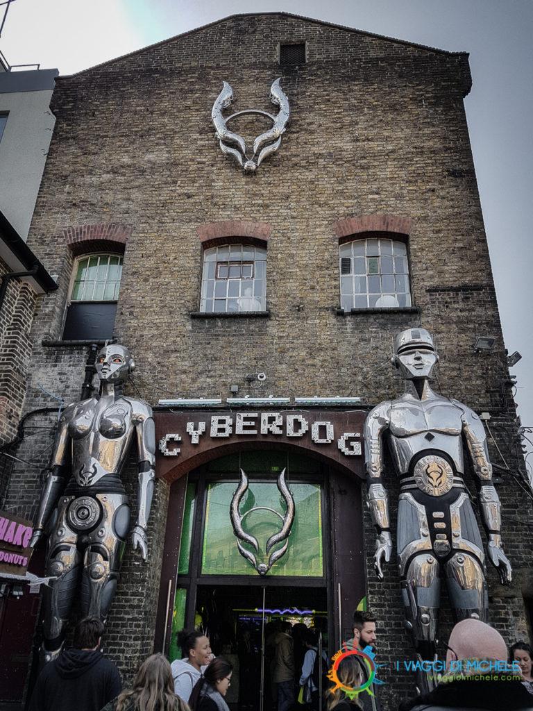 Camden Town - Cyberdog