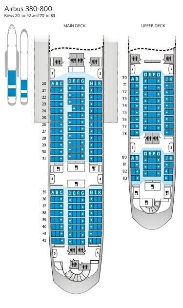 British Airways - Airbus A380-800