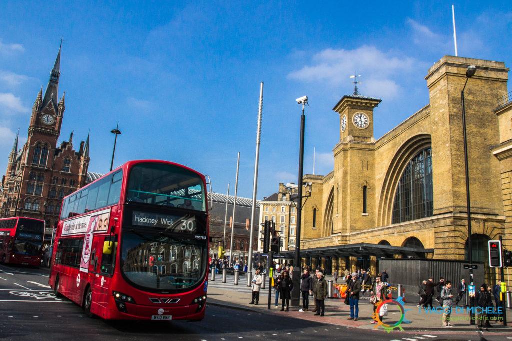 St. Pancras e King's Cross Station