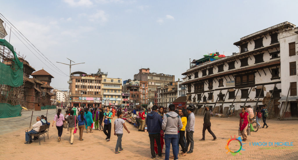 Basantapur Square - Kathmandu Durbar