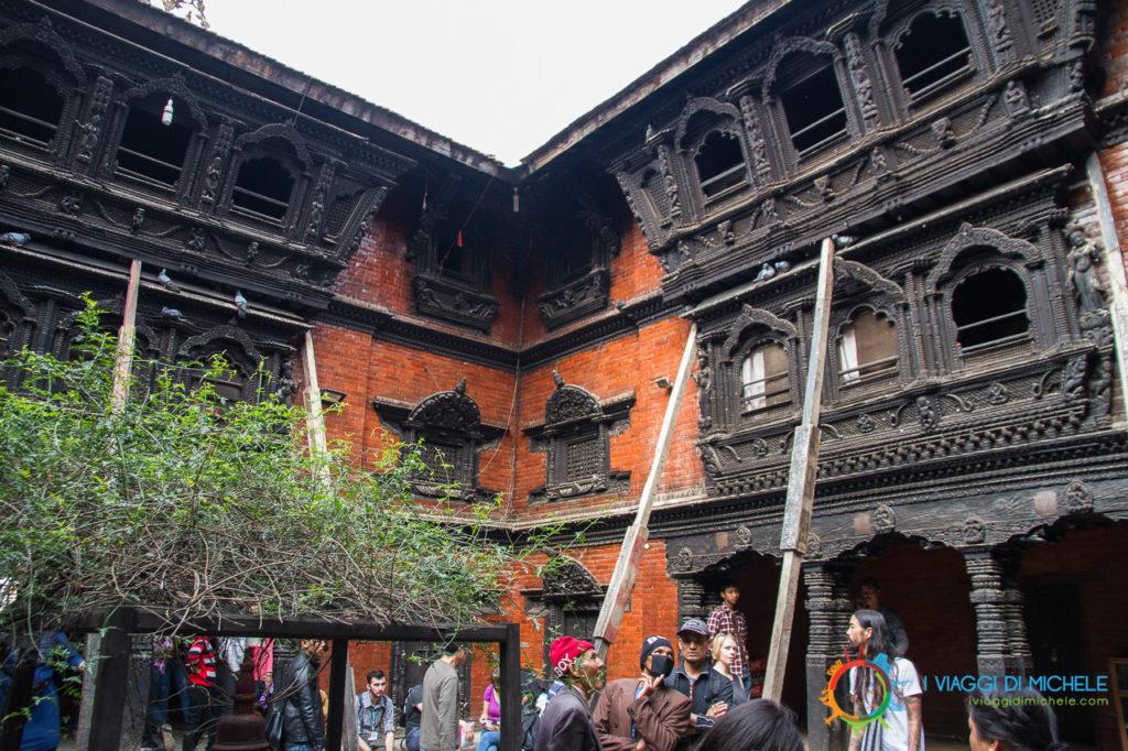 Kumari Ghar - Kathmandu