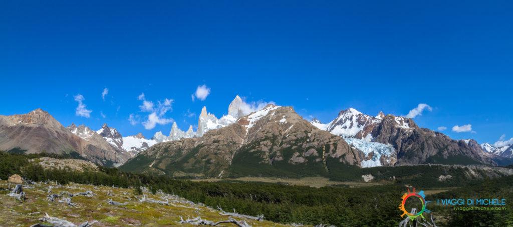 Sentiero per il Fitz Roy - El Chalten - Patagonia Argentina - Foto Panoramiche