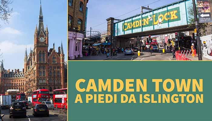 Camden Town da Islington