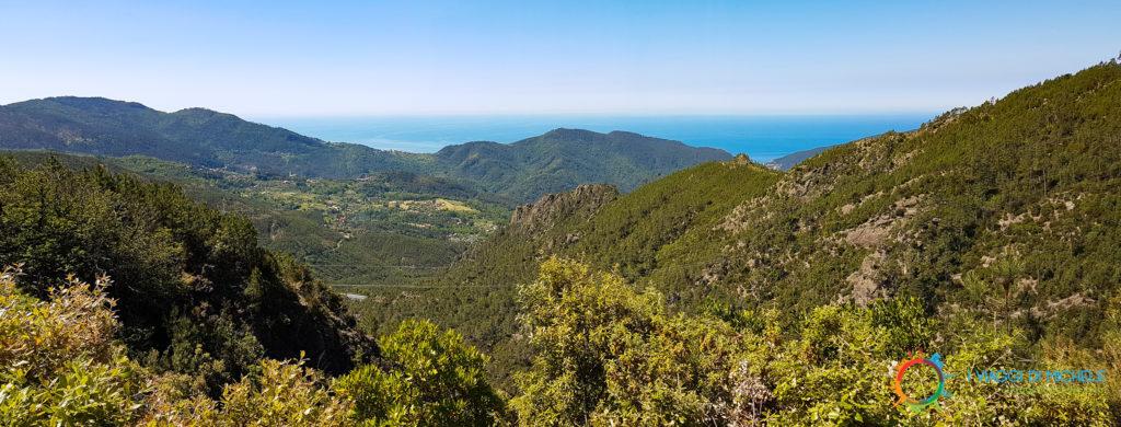 Panorama dal Bracco