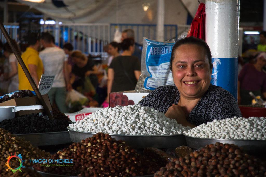 Al Grand Bazar di Bodrum