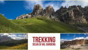 Trekking a Selva di Val Gardena