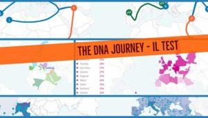 The DNA Journey, sarà per questo che amo viaggiare?