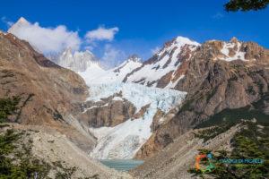 Ghiacciaio Piedra Blancas - Trekking a El Chaltén