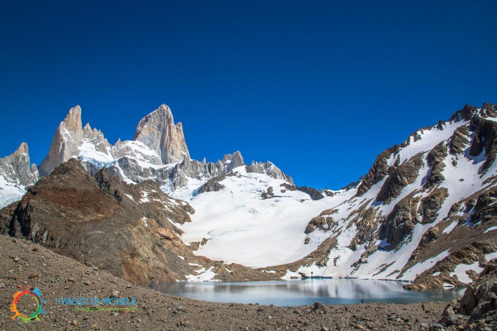 Laguna de Los Tres - Fitz Roy - Trekking a El Chaltén