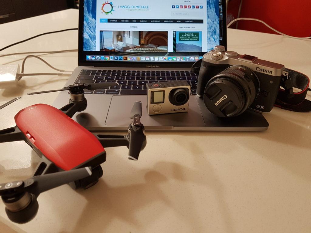 La nuova attrezzatura di oggi - Come creare un video