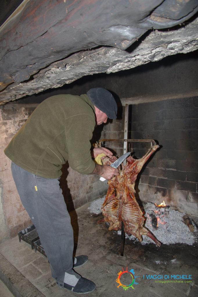 Il Gaucho ci cucina l'Asado