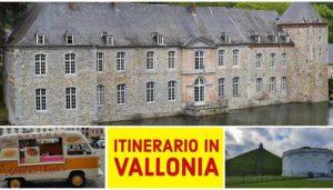 Itinerario in Vallonia, in 7 giorni