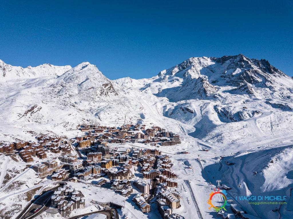 Sciare in Val Thorens
