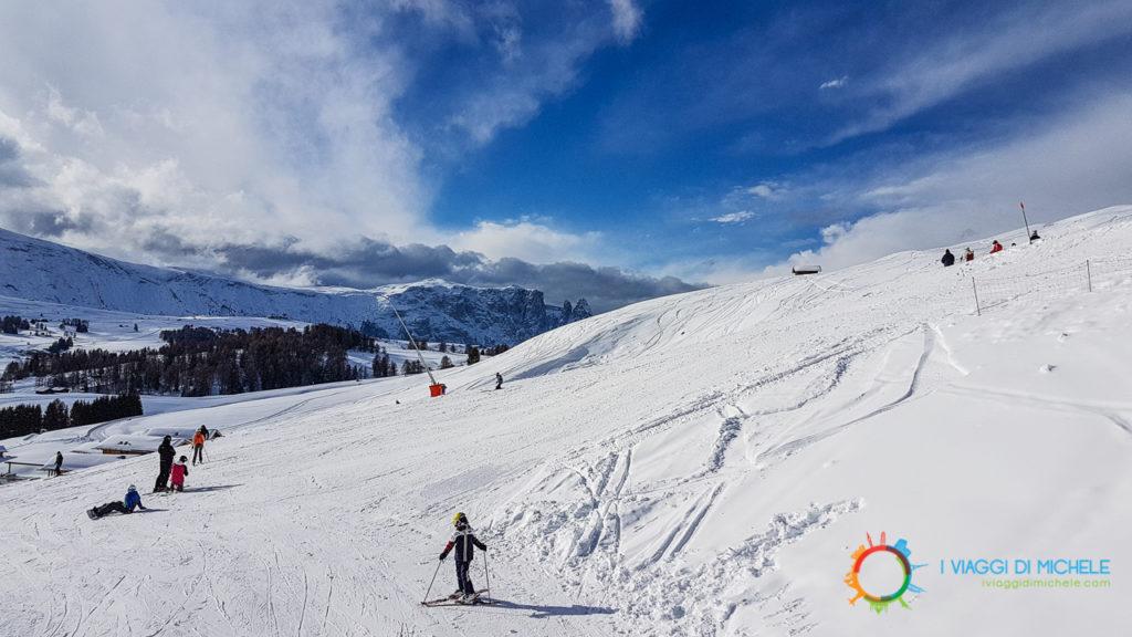 Il Sole all'Alpe di Siusi