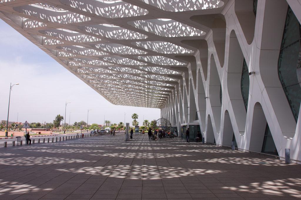 Menara International Airport Marrakech fai da te