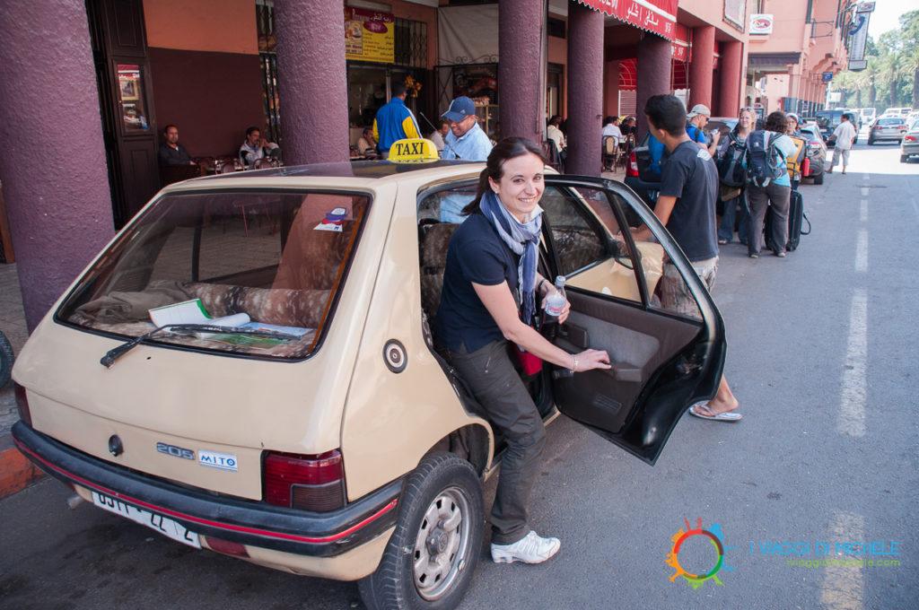 In Taxi a Marrakech fai da te