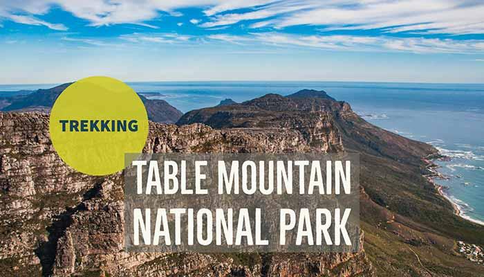 Table Mountain National Park, Sudafrica