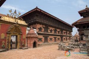 Durbar Square a Bhaktapur