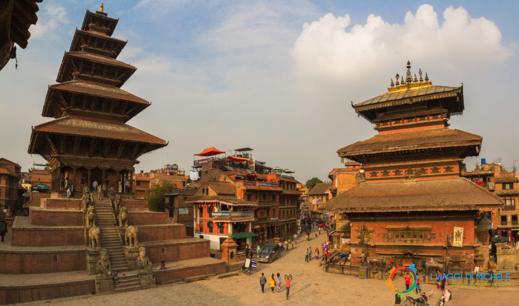 Taumadhi Tole - Bhaktapur