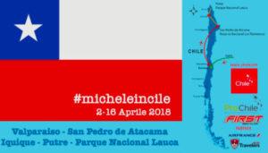 Presentazione del Viaggio in Cile, manca un mese