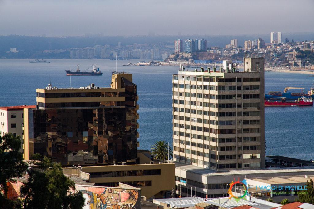 La vista sull'Oceano - Valparaiso