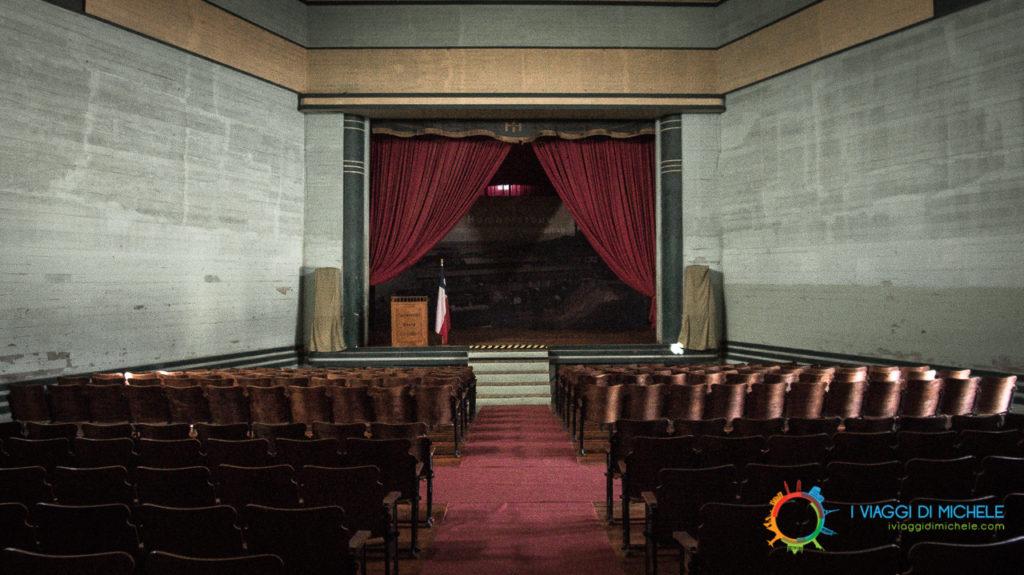 Teatro Humberstone Iquique